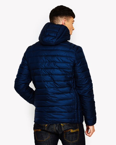 Lombardy Padded Jacket Navy