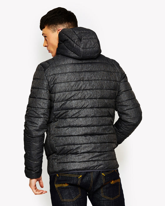 Lombardy Padded Jacket Grey