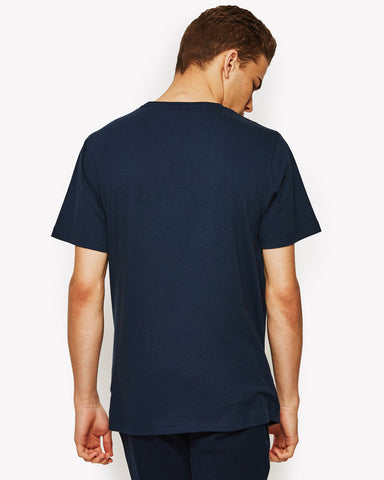 Prado T-Shirt Navy