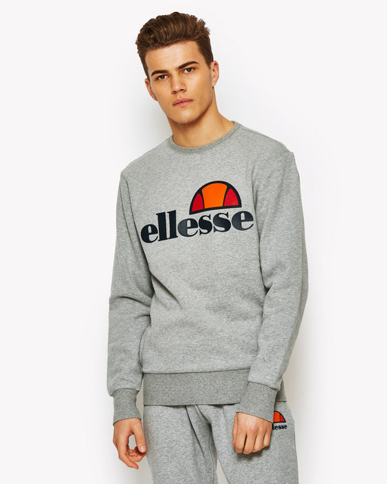 Succiso Crew Sweat Grey