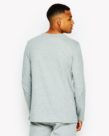 Grazie Long Sleeve T-Shirt Grey