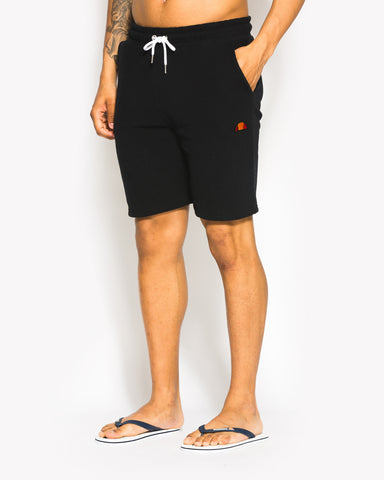Noli Fleece Shorts Black