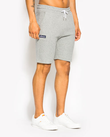 Noli Fleece Shorts Grey