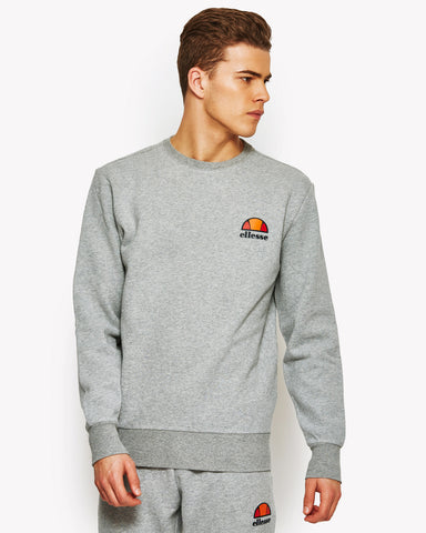 Diveria Crew Sweat Grey