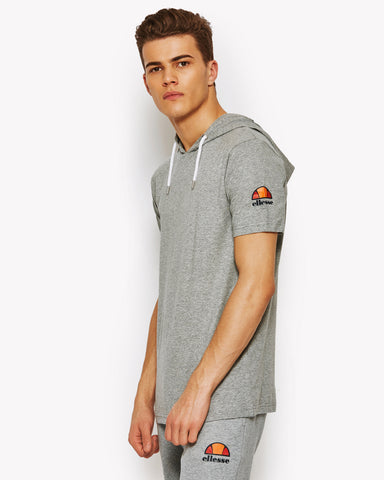 Arpeggiare Hooded T-Shirt Grey