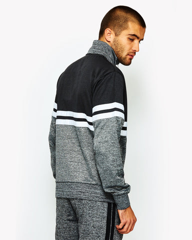 Lima Track Top Grey