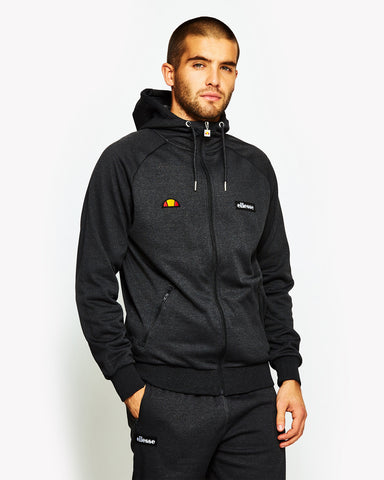 Duilio Track Top Grey