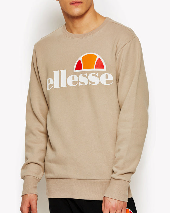 Succiso Crew Sweat Atmosphere Grey
