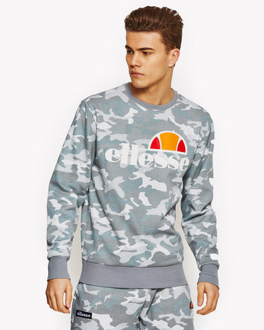 Succiso Crew Sweat Camo