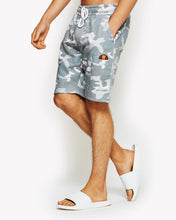 Noli Fleece Shorts Camo