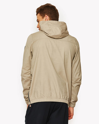 Mont Zip Jacket Grey