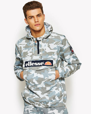 Mont Zip Jacket Camo