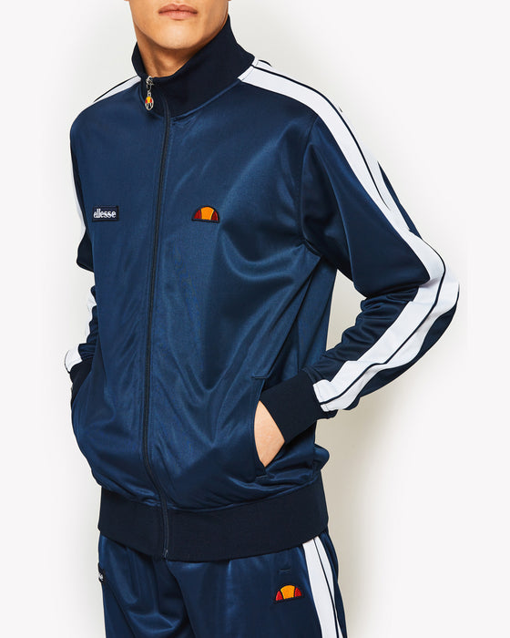 Cervino Track Top Navy