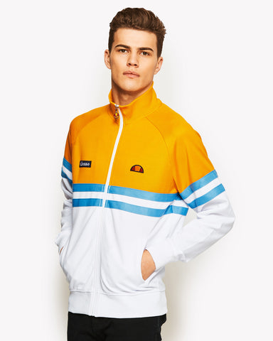 Rimini Track Top White