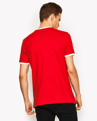 Agrigento T-Shirt Red