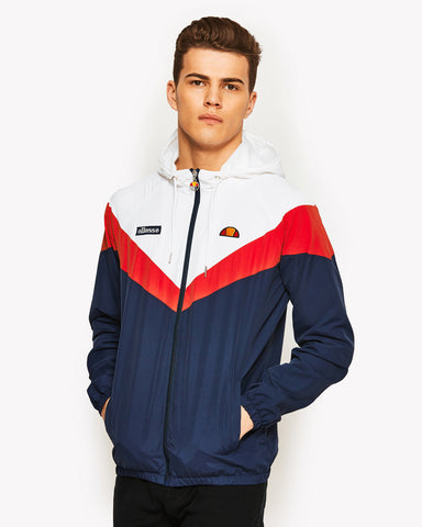 Faenza Track Top Navy