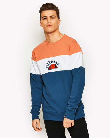 Oriveto Sweat Blue