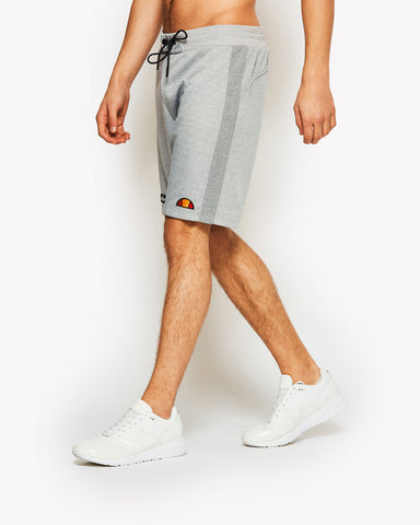 Travers Poly Shorts Grey