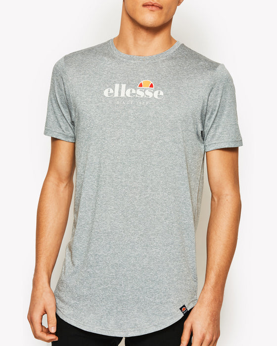 Sentina Poly Marl T-Shirt Grey