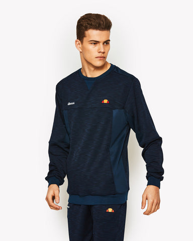 Paterazzo Crew Sweat Navy