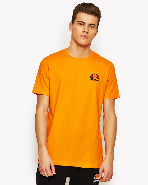 6287e6396251 Canaletto T-Shirt Orange   Free Uk Delivery   Returns   ellesse.co ...