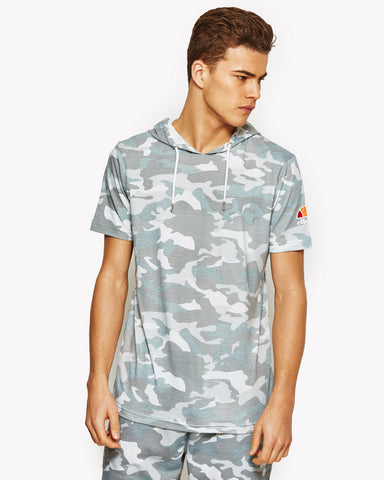 Arpeggiare Hooded T-Shirt Camo