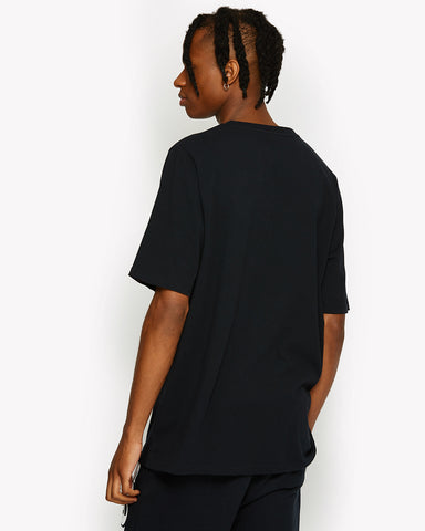 Daffa Oversized T-Shirt Black