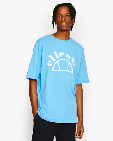 Daffa Oversized T-Shirt Sky Blue