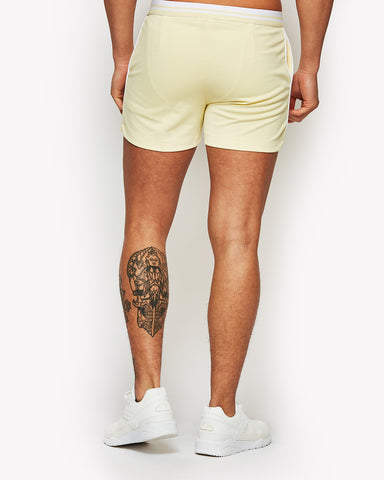 Tortoreto Shorts Yellow