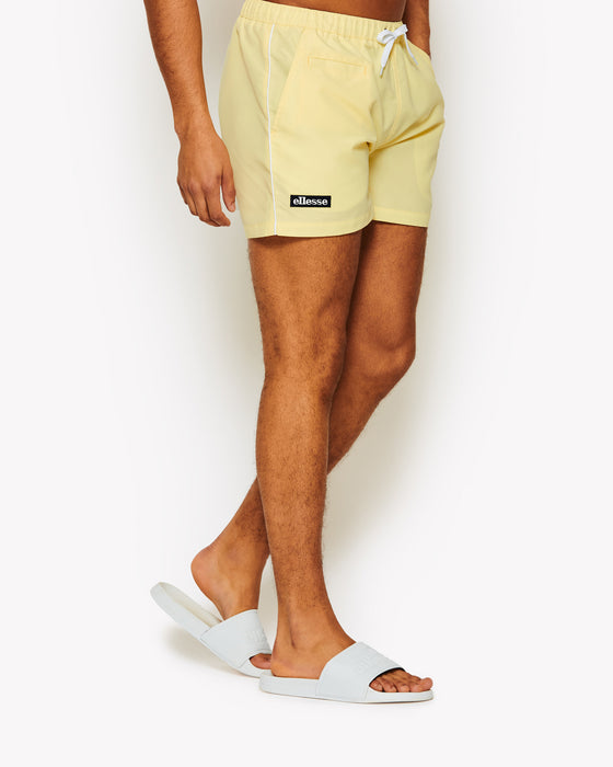 Dem Slackers Shorts Yellow