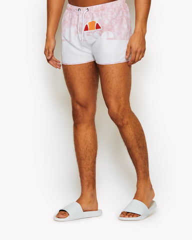 Tonno Shorts White Pink