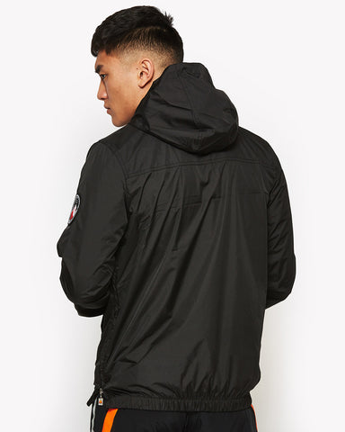 Montgomery Jacket Black
