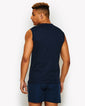 Beached Vest Navy
