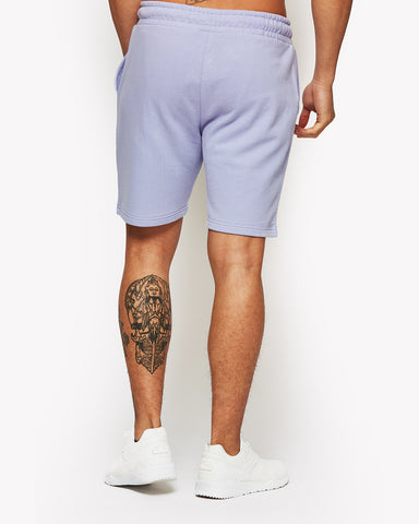 Noli 2 Fleece Shorts Purple