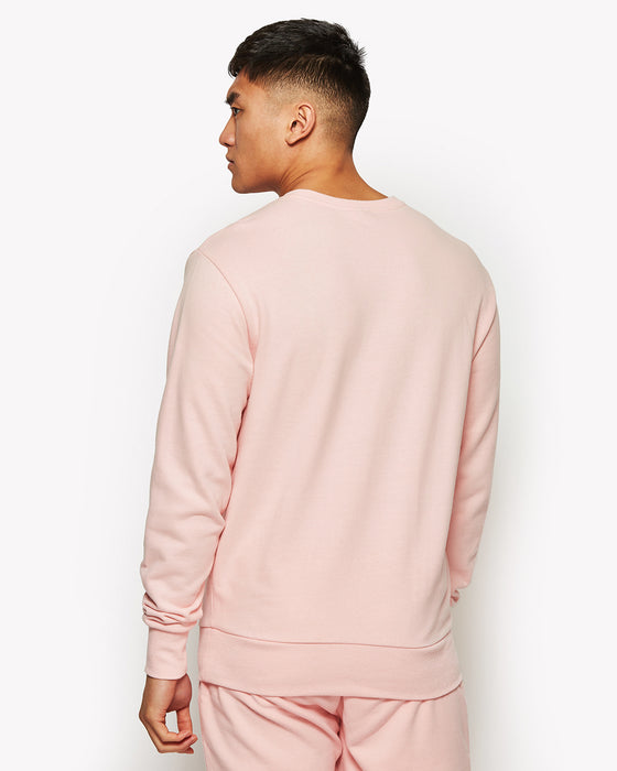 Succiso 2 Crew Sweat Pink