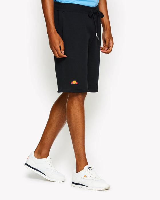 Tenor Fleece Short Black