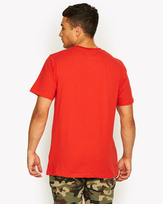 Prado T-Shirt Red