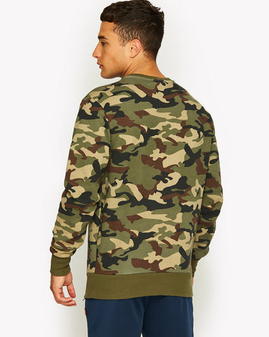 Diveria Crew Sweat Camo