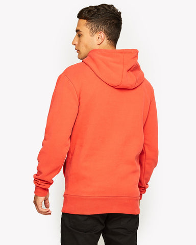 Toce Hoody Red