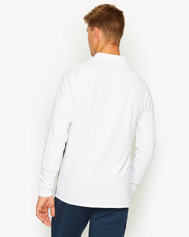 Lovaro Rugby Top White
