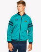 Romeo Track Top Green