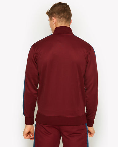 Vinio 1/2 Zip Top Red