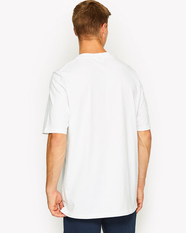 Heroni Oversized T-Shirt White