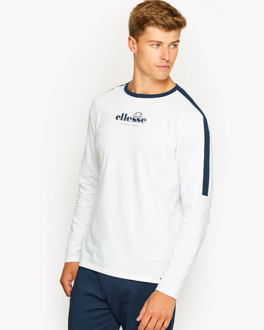 Razzio Long Sleeve T-Shirt White