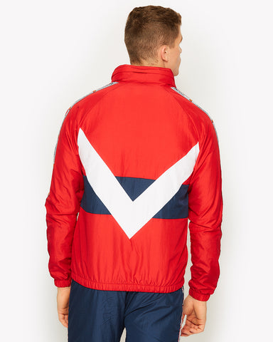 Gerano Track Top Red