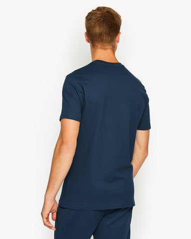 Rombio T-Shirt Navy