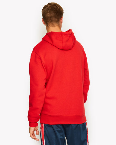Arc Hoody Red