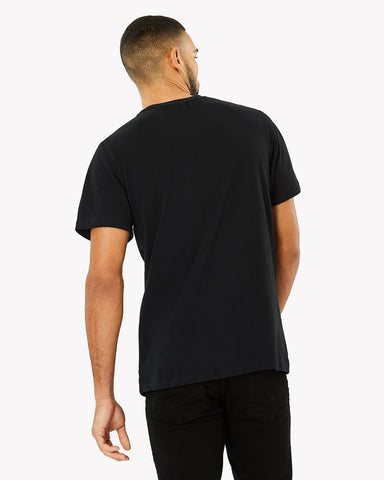 Vinza T-Shirt Black