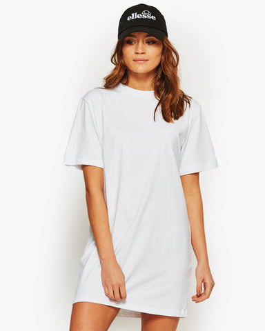 Decimo Long Sleeve T-Shirt White