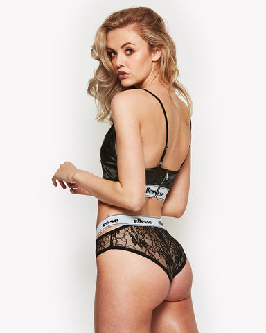 Buccella Knickers Black